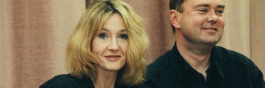 Joanne Rowling liest. © Leipziger Messe/R. Walter