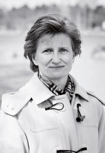 Die Autorin: Minna Lindgren. © Ville Palonen