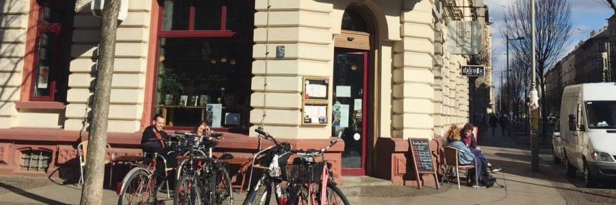 Fassade der Leipziger Kulturapotheke